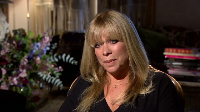 Jo Wood: Jagger 'devastated' by L'Wren loss