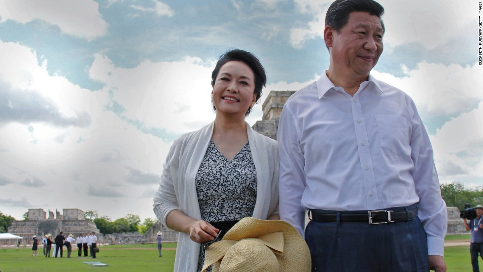 "While Obama is embraced as a style icon in the United States, Peng's fandom has <a href=""http://blogs.wsj.com/chinarealtime/2013/03/25/first-ladys-fashion-a-sensitive-topic-in-china/"" target=""_blank"">drawn the attention of China's censors</a>. Online discussions of Peng's sartorial choices have been restricted. Authorities may be concerned that the wife is overshadowing the husband and that there is potential for a Peng personality cult."