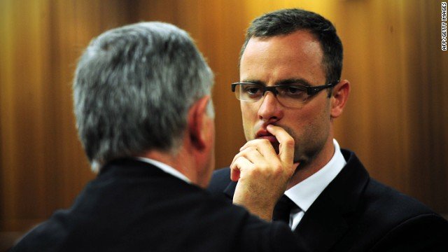 Pistorius could take stand next week