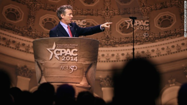 Rand Paul, popular and provocative