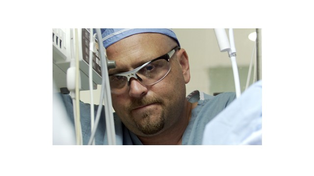 trauma surgeon Dr. Andrew Dennis