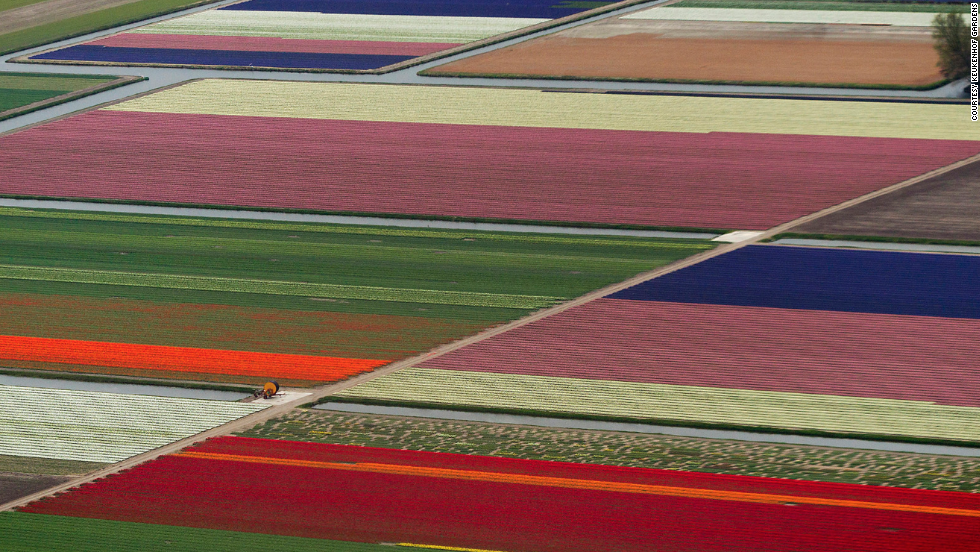 "When we think of the seventh-place Netherlands, stunning tulips come to mind.  <a href=""http://www.keukenhof.nl/en/"" target=""_blank"">Keukenhof Gardens</a> near Lisse opens March 24 for the spring season. Get there before it closes on May 16."