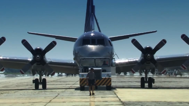 The plane that will find Flight 370?