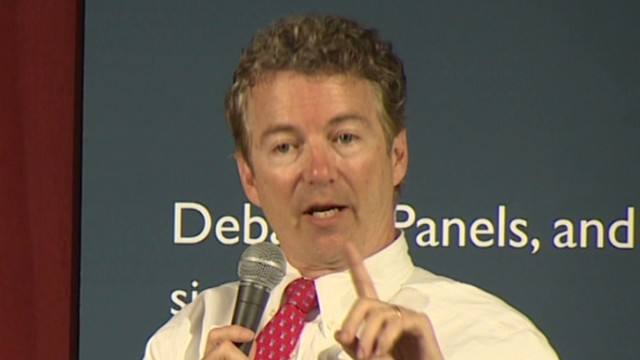 Rand Paul: We must watch the watchers