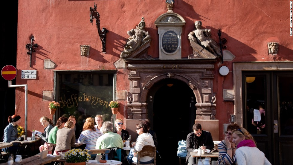 "In <strong>Sweden</strong>, the third happiest country, delight in the medieval architecture of Stockholm's <a href=""http://visitstockholm.com/en/To-Do/Attractions/gamla-stan/1856"" target=""_blank"">Gamla Stan</a>, a historical city center. Sweden is the top performer in environmental quality, but it ranks slightly below the average in personal security -- another key indicator in the quality of life index."