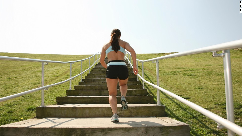 Lots of people wanted to lose weight by exercising, eating healthily, walking and doing strength training.