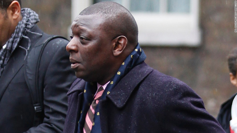 "Garth Crooks is a former England under-21 international who went on to become the first black chairman of the Professional Footballers' Association. Crooks is now a trustee of ""Kick It Out,"" a body dedicated to ridding football of discrimination."