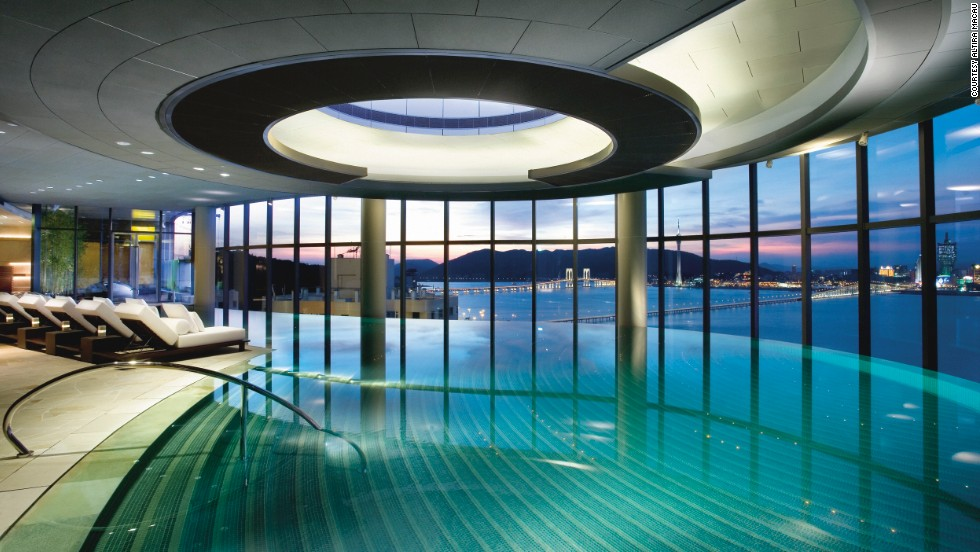 Hotel indoor pool  8 of the best indoor hotel pools around the world | CNN Travel
