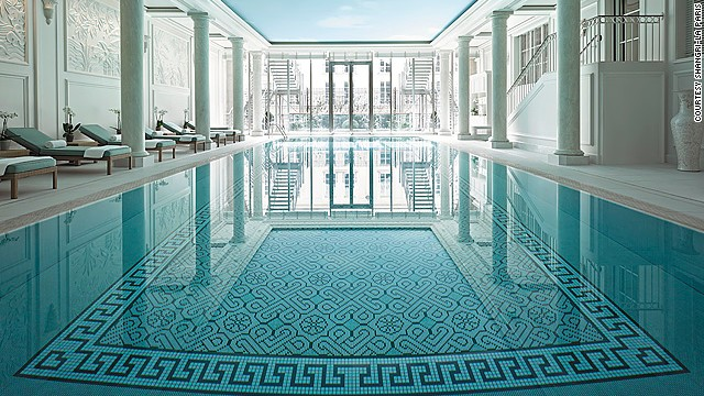 8 of the best indoor hotel pools around the world cnn travel