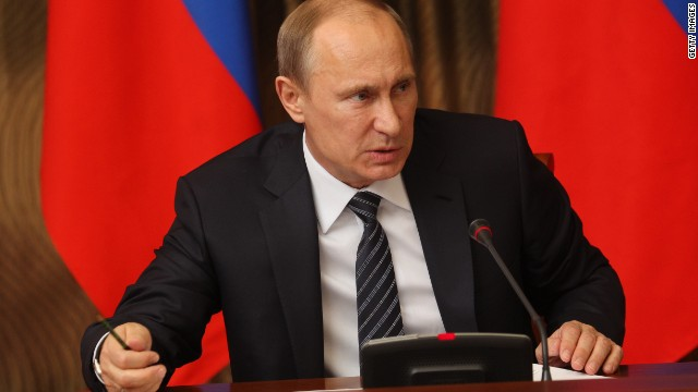 How far will Putin push into Ukraine?
