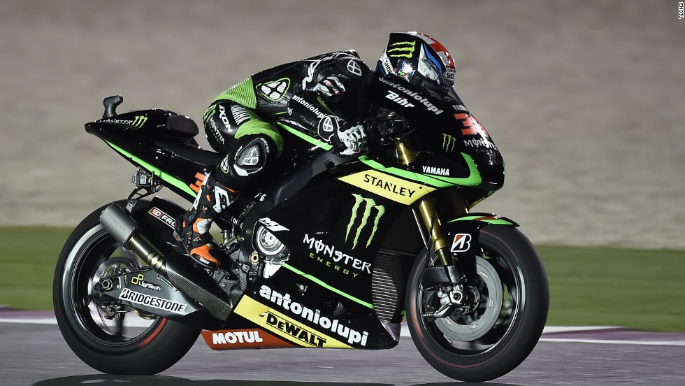 Tech3 principal Herve Poncharal is excited by Bradley Smith's potential.