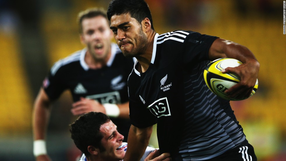 New Zealand sevens coach Gordon Tietjens has described Ioane as an exciting talent with all the attributes of a fine player.