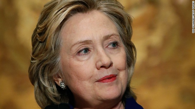 Inside Politics: HRC 'thinking about it'