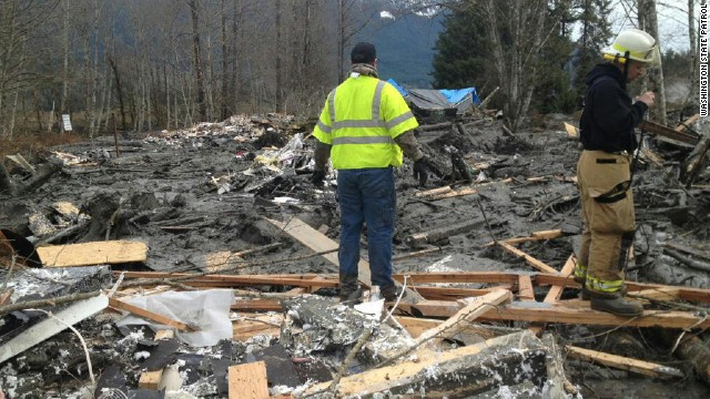 Number of missing in landslide skyrockets