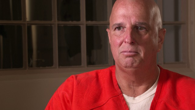 'Here I am going to death row'