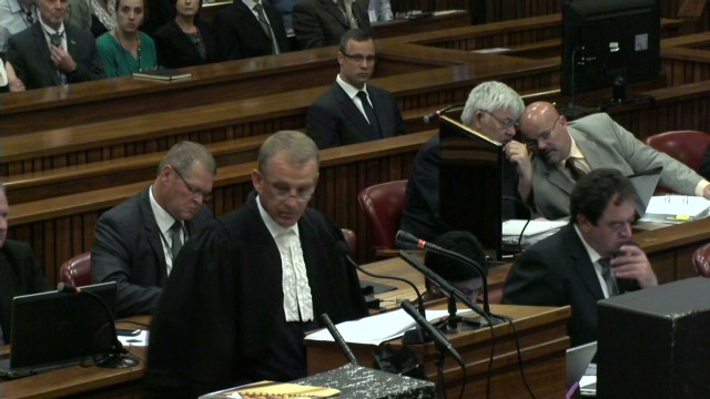 Pistorius witness: I heard screaming