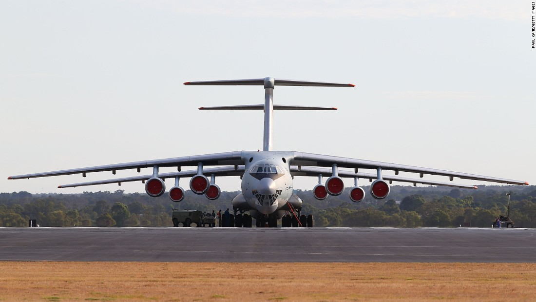 The Il-76 is a reliable, solid, four-engined aircraft, able to operate from unpaved, short runways or to drop paratroopers and supplies in war zones.