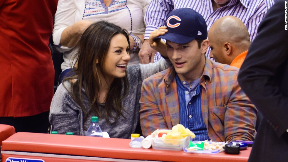 Wyatt Kutcher, daughter of Mila Kunis and Ashton Kutcher, comes in sixth on the list.