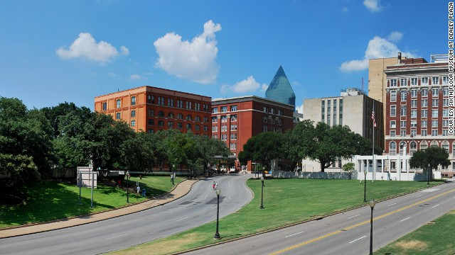 Dealey Plaza: tours are available around the most infamous assassination spot of the 20th century.
