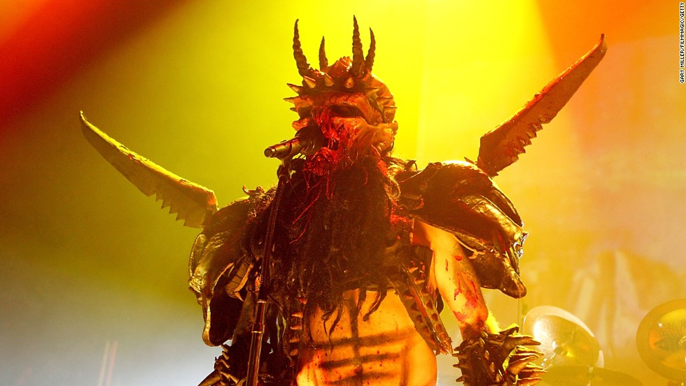 "Gwar lead singer <a href=""http://www.cnn.com/2014/03/24/showbiz/gwar-dave-brockie-dead/index.html"">Dave Brockie</a> died March 23 at the age of 50, his manager said. The heavy-metal group formed in 1984, billing itself as ""Earth's only openly extraterrestrial rock band."" Brockie performed in the persona of Oderus Urungus."