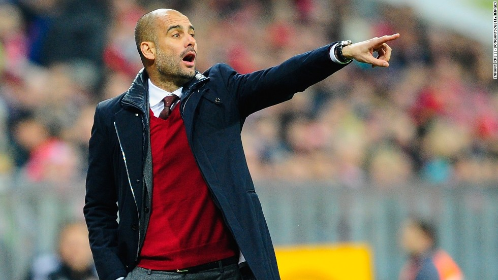 Pep Guardiola has continued where Heynckes left off, making Bayern an even more formidable force in both the league and in Europe.