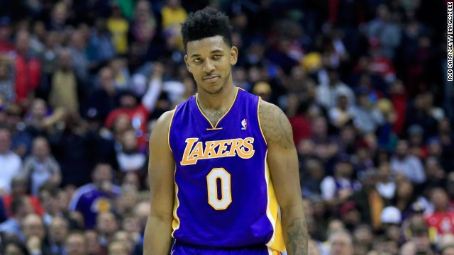 Nick Young: NBA 'King of Swag'