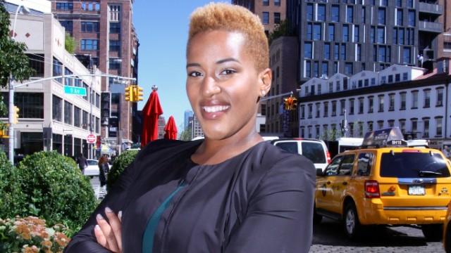 Strategist and social entrepreneur Simone N. Sneed.