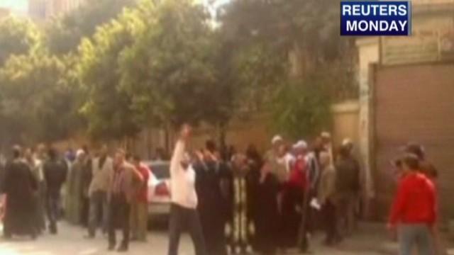 Hundreds in Egypt face death sentence