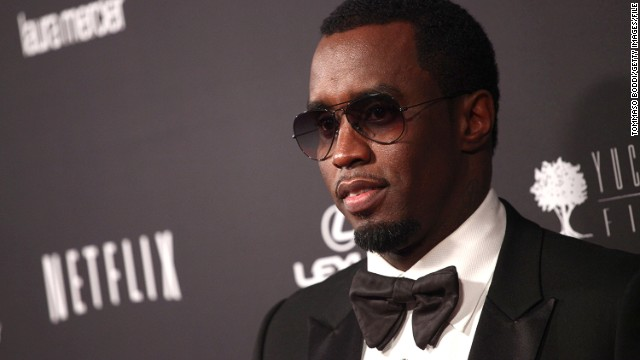 "Sean Combs, seen here in January 2014, is resuming his use of his ""Puff Daddy"" moniker."