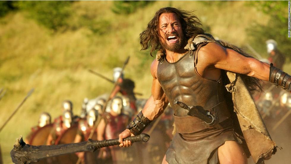 "In ""Hercules,"" marauding armies cut each other up in hand-to-hand combat, leaving a landscape of bodies, and devouring beasts attack the innocent."