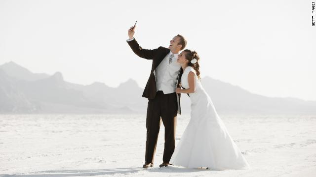 If your wedding isn't live on Twitter and Instagram, did it really happen?