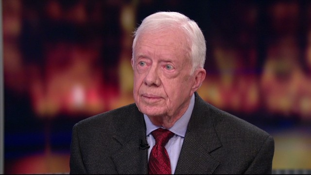 Jimmy Carter for Catholic women priests