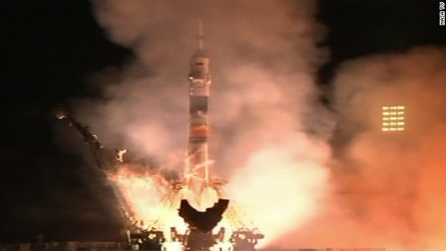 See U.S., Russia crew lift off into space