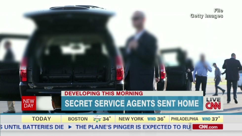 secret service agent resume