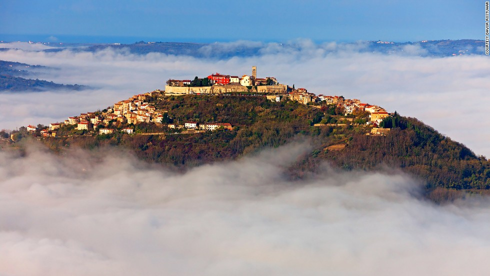 "<strong>Motovun-Montona, Istria</strong><br />In northern Istria, the village of Motovun-Montona overlooks the Mirna River Valley from its hilltop site. To the delight of foodies, the Motovun Forest along the river is rich in truffles. <em><br /><a href=""http://www.istra.hr/en/regions_and_towns/town_and_cities/ltz_motovun"" target=""_blank"">Motovun-Montona</em></a><em>, Istria; +385 52 681 726 </em>"