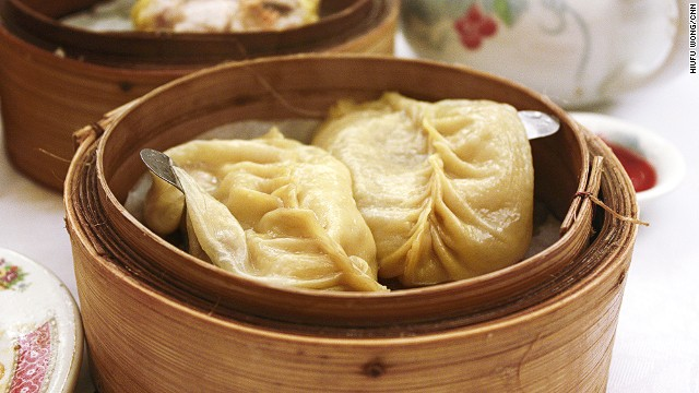 For dim sum fans, there's no finer city than Hong Kong.