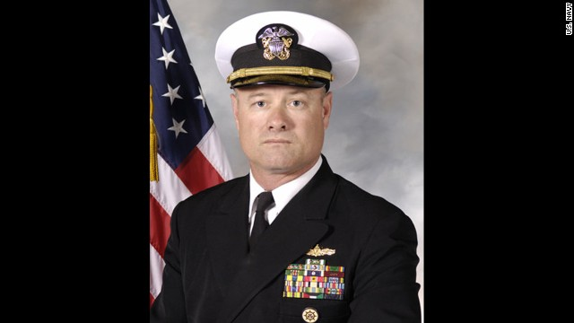 Navy Cmdr. John Regelbrugge III's brothers and his two sons found his body.