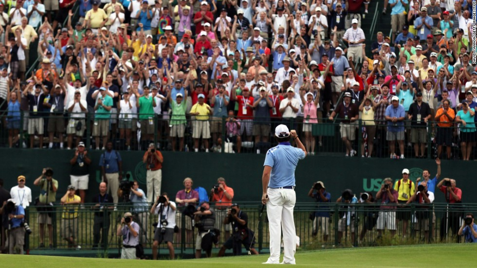 It didn't take McIlroy long to get over his Masters misery -- winning the very next major on offer. Aged just 22, he became the youngest U.S. Open champion since 1923, and he also added the U.S. PGA Championship in 2012.