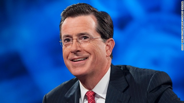 Why audiences love Stephen Colbert