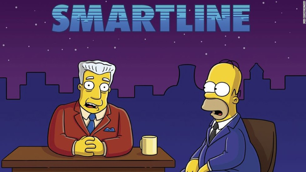 """Network's"" satire hasn't gone unnoticed by one of the great satires of our age, ""The Simpsons."" The show's Kent Brockman is a walking parody of every pompous news anchor in existence, and its MAD magazine outlook that nothing is sacred pops up in almost every episode."
