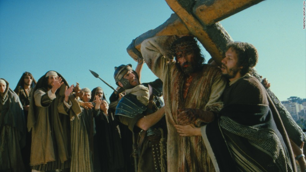 "<strong>""The Passion of the Christ"" (2004):</strong> The Mel Gibson-directed drama caused a box office firestorm when it hit theaters. The film depicts the last 12 hours of Jesus' life and draws on various accounts to do so. The financial success drew criticism for its gruesome violence as well as from Catholic Church groups over the authenticity of the non-biblical material it drew upon. Some upset parties felt that Gibson deliberately departed from biblical accounts of Christ's crucifixion."