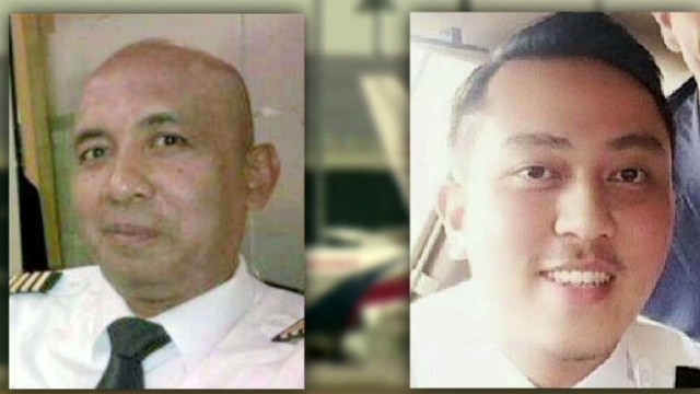 Conflicting reports on pilot's role