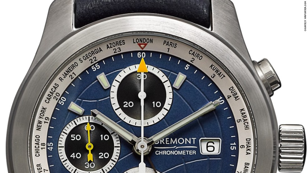 However, there is no need to make a commitment to a single style. Andrew Block, the president and CEO of leading luxury watch consultancy Second Time Partners says that you can sport a different watch for each occasion, and gradually build a collection. This piece by British brand Bremont takes inspiration from the military.