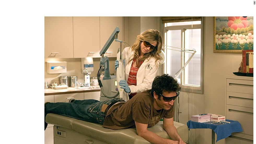 "Ted's tattoo removal over 10 doctor visits led to a flirtation with his doctor, Stella, who claimed she didn't have time to date. Ted came up with the ""two-minute date,"" a scene done in one shot, that captured what has made this show so special in a nutshell."