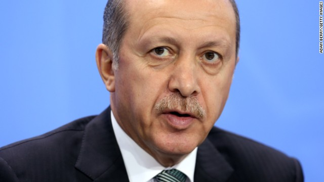 Turkish President says women not equal
