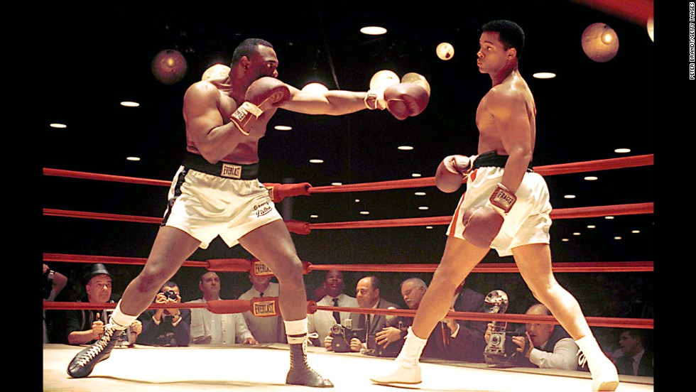 "Michael Bent and Will Smith, right, star in the 2001 biopic ""Ali."""