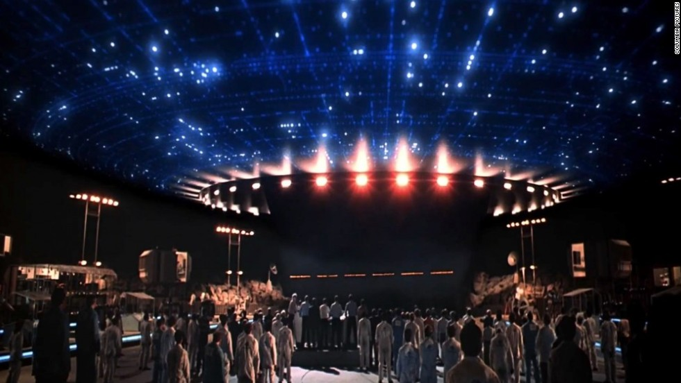 """""""Close Encounters of the Third Kind"""" from 1977 remains a sci-fi favorite."""
