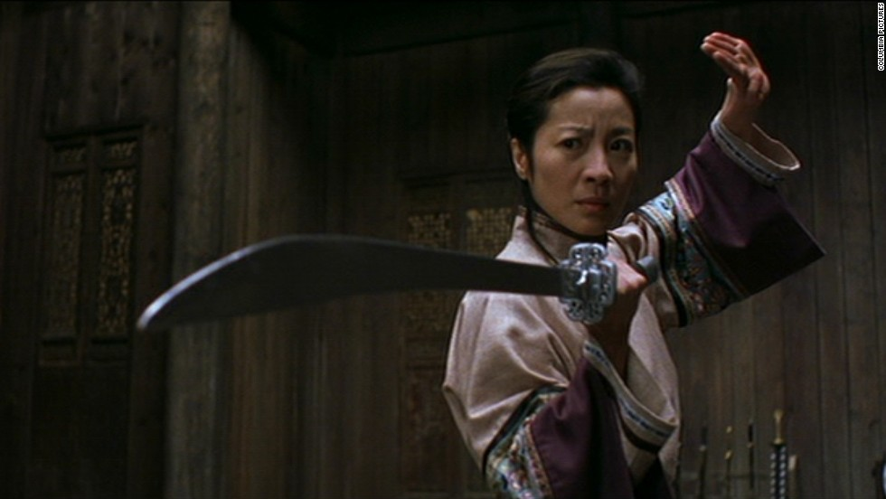 "Director Ang Lee won kudos for 2000's ""Crouching Tiger, Hidden Dragon,"" which features actress Michelle Yeoh."