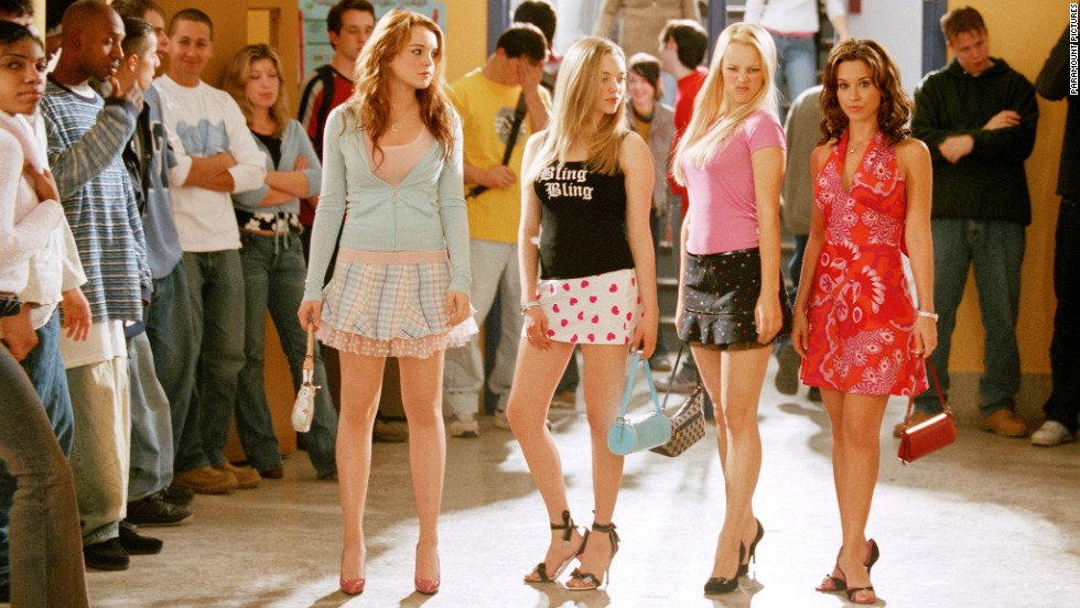 """Mean Girls"" from 2004. Watch it. It will change your life. Enough said."