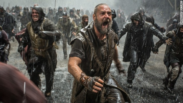Carol Costello says a new film about Noah takes artistic liberties with the story. Is that so wrong?